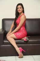 Shipra Gaur in Pink Short Micro Mini Tight Dress ~  Exclusive 084.JPG