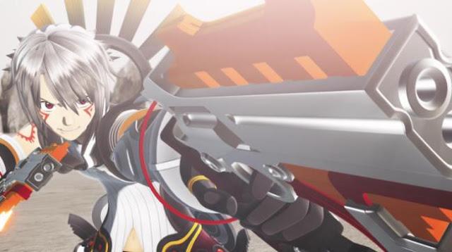 Haseo [ .Hack//G.U ] - Karakter Player Anime Dalam Dunia Game Terkuat