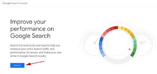 Submit sitemap ke google console