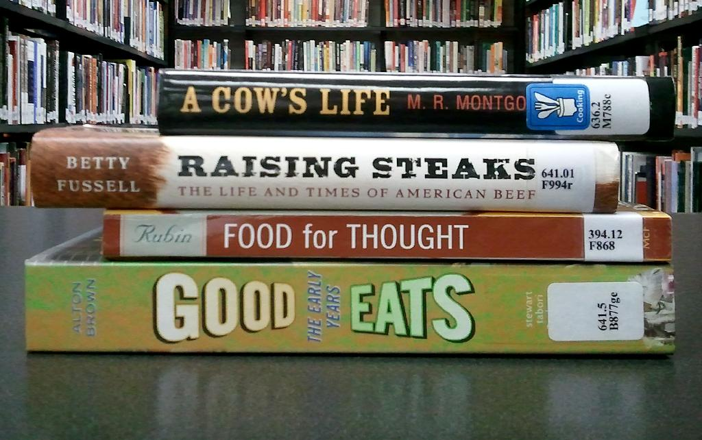 Food for thought essays on eating and culture