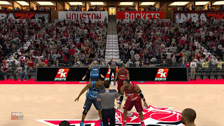 NBA 2K13 All-Star PC Patch