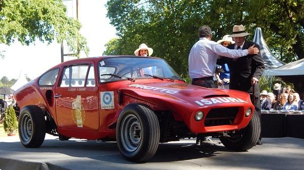 """Chevrolet """"Coloradita"""" ex Bordeu 1963"""
