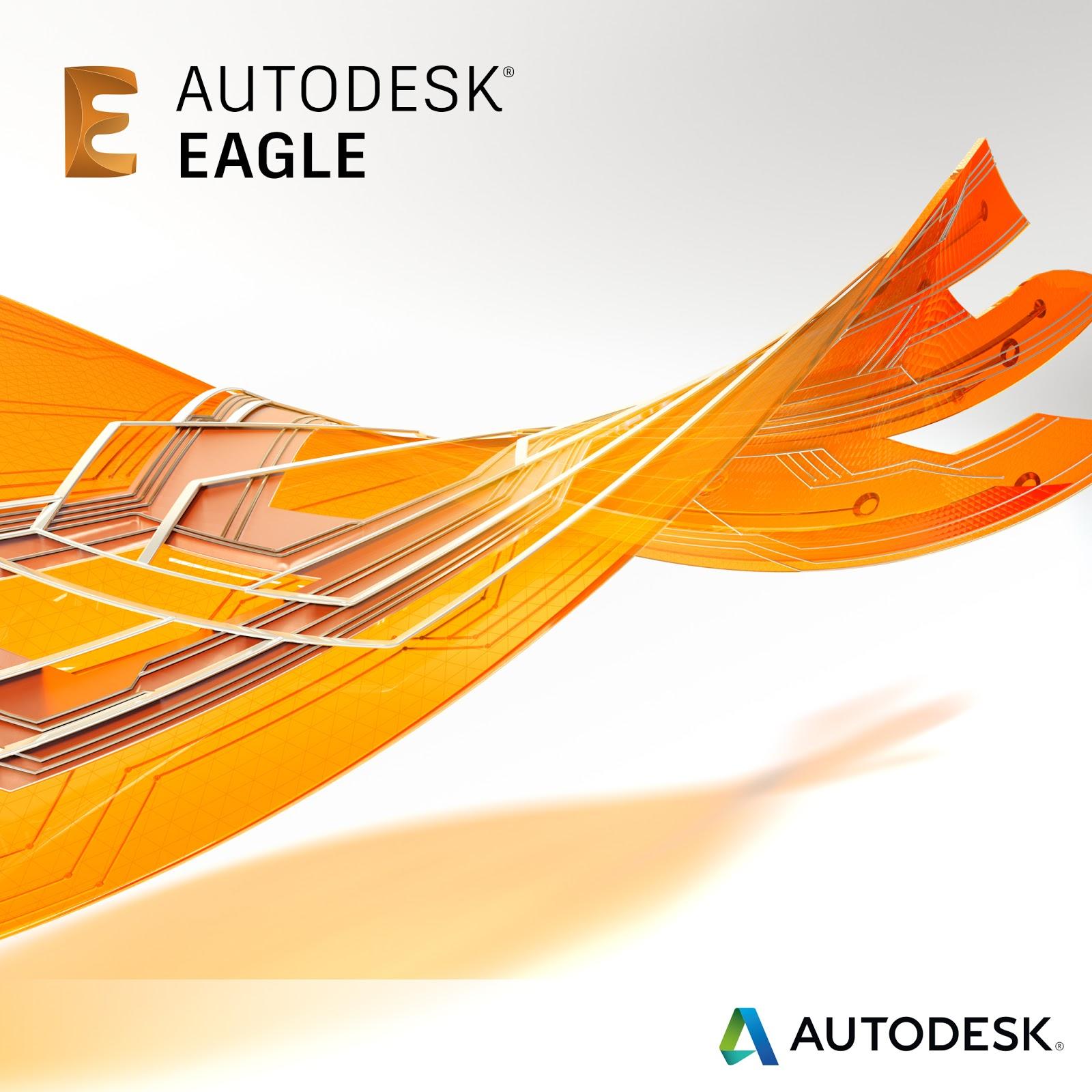PC MAC SOFTWARE AND GAMES: Autodesk EAGLE Premium 8.0.1 + Crack