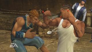تحميل افضل لعبة قتال الشوارع Def Jam Fight لمحاكي PSP + بدون فك الضغط (جرافيك عالي)