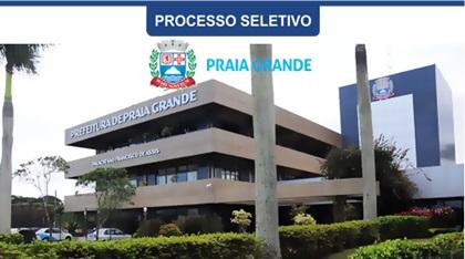 Concurso Prefeitura de Praia Grande SP 2018