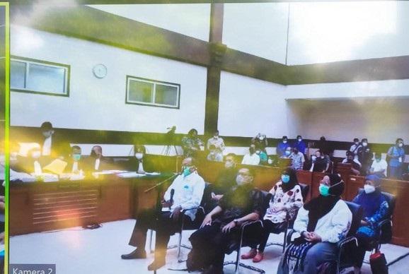 Habib Rizieq Tuding Jaksa Sengaja Arahkan Saksi Sebut Dirinya Bohong Terkait Tes COVID