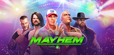 WWE Mayhem (MOD, Unlimited Gold/Cash) APK + OBB Download