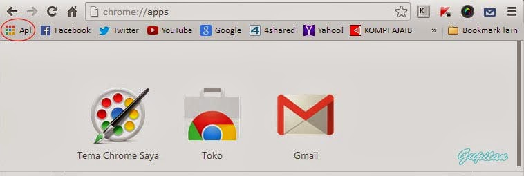 Cara Membuat Theme Google Chrome Terbaru