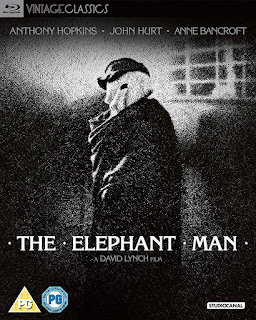 The Elephant Man - Cover