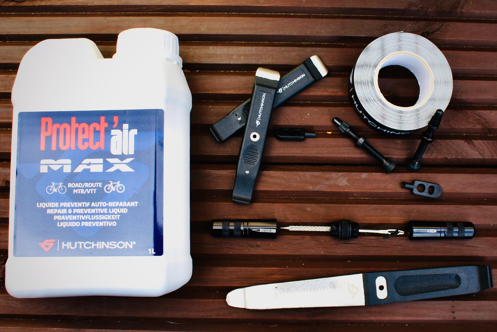Hutchinson Tyres Tubeless Kit Review