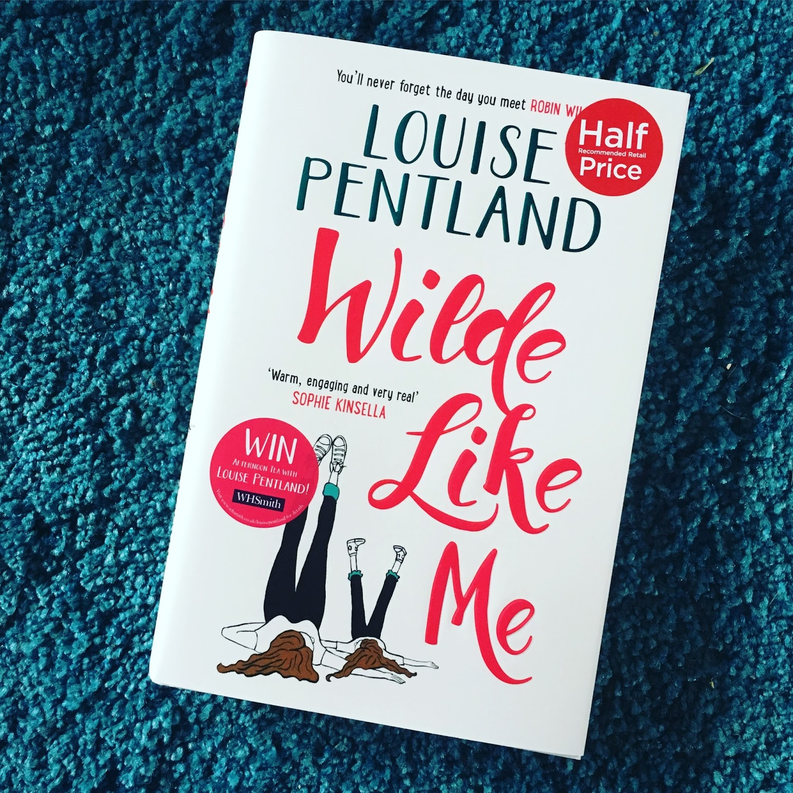 BOOK REVIEW | Wilde Like Me - Louise Pentland!