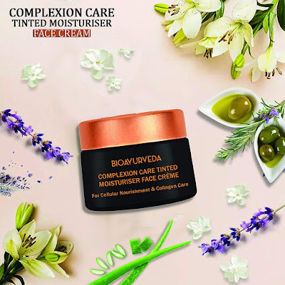 Complexion Care Tinted Moisturiser Face Cream