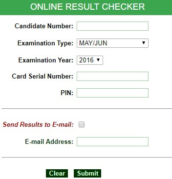 NABTEB 2017 Results Checker   Check Your NABTEB Result Here Online