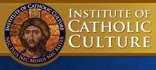 INSTITUTE OF CATHOLIC CULTURE