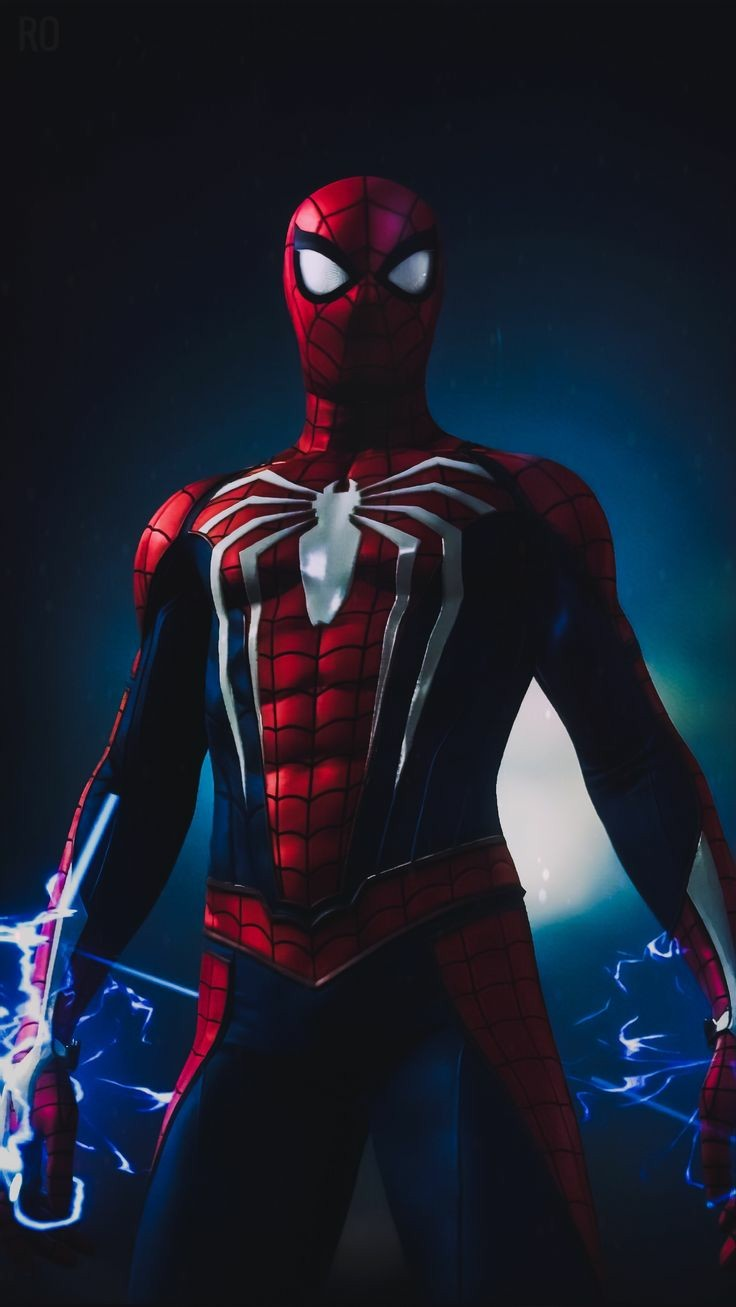Spiderman Hd Wallpaper Cool Spider Man Phone Wallpapers 2019
