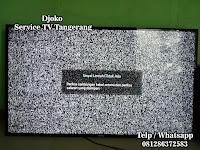 service tv di tangerang