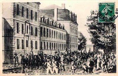 Resultado de imagen para Rochefort martirio