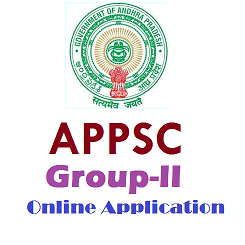 APPSC Group-2 Online Application 2017