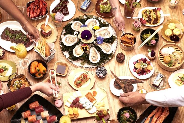 Restoran Buffet Termewah dan Paling Terkenal di Las Vegas