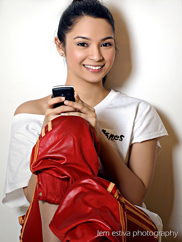 Cute Filipina Teen