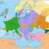 Карта Европы 814 года н.э
