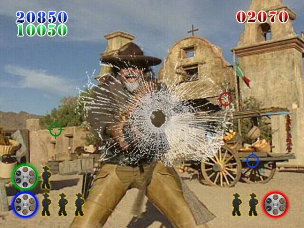 Mad Dog McCree PC Game
