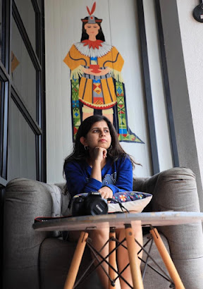 Interview with Fashion Designer Ankita Aggarwal