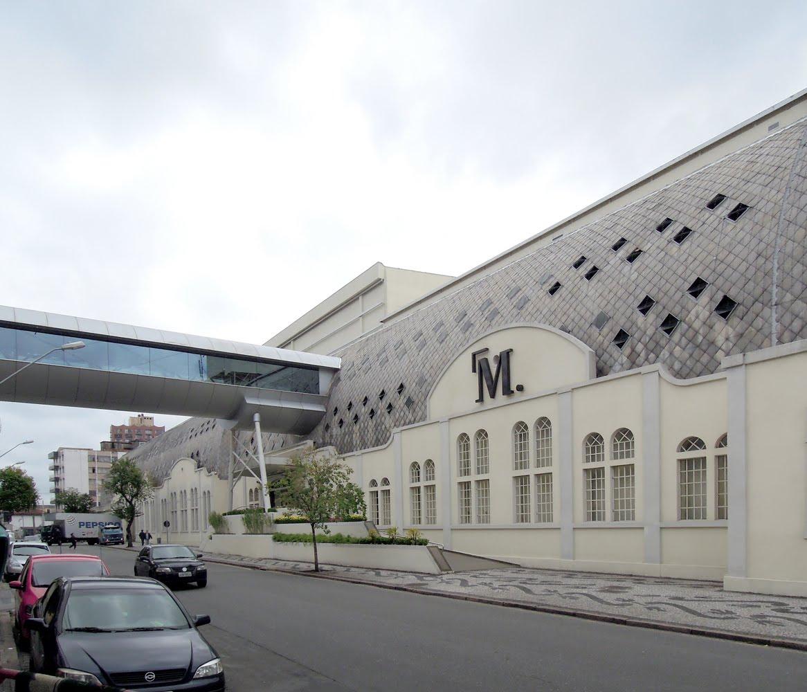 fb68827e84 Shopping Mueller na Rua Mateus Leme, antiga Estrada do Assungui.