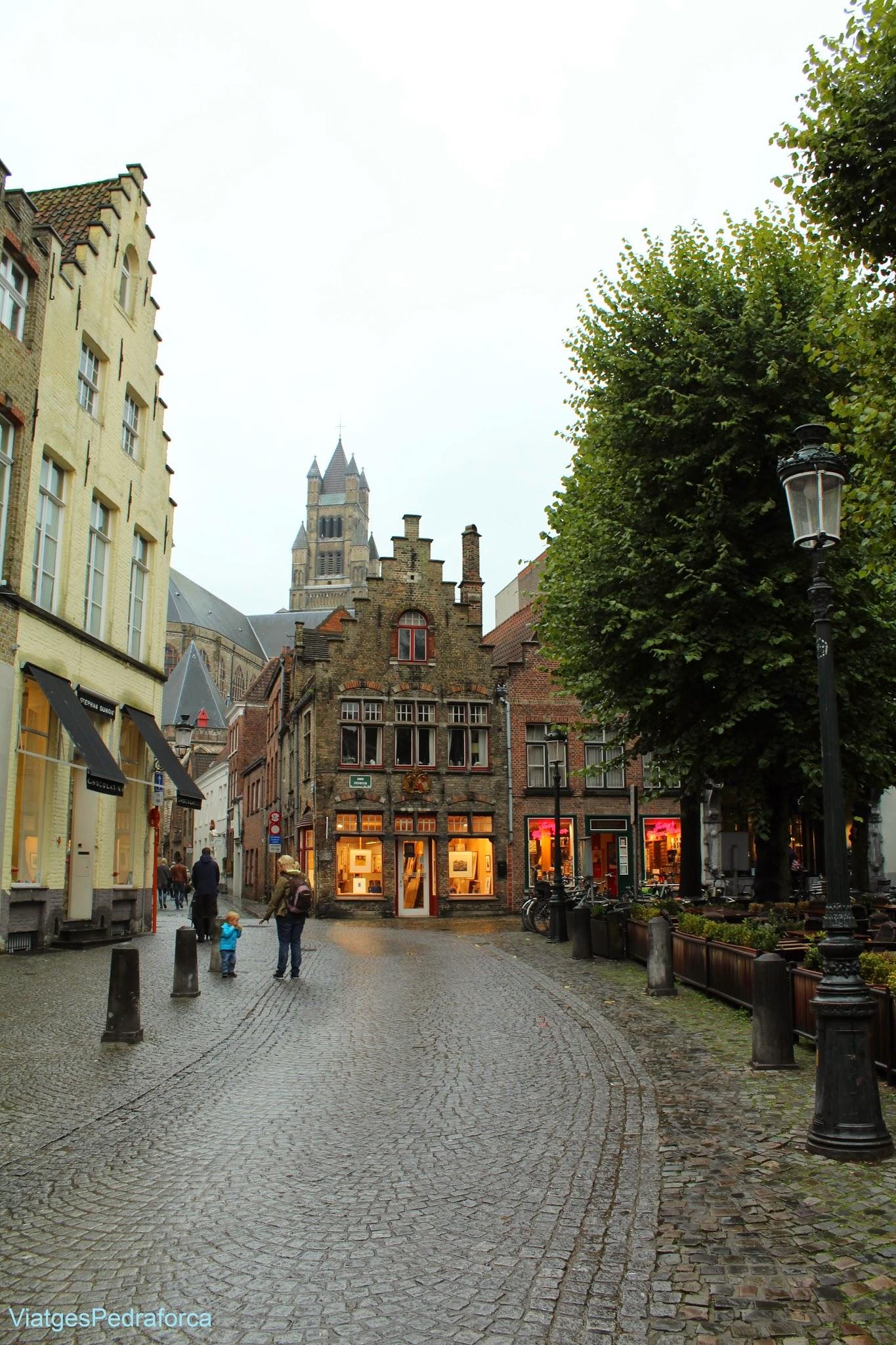 Centre Històric de Bruges, Brugge, Flandes, Belgica