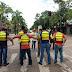 Motofretistas bloqueiam ponte metálica em protesto contra suposta perseguição da RBTrans na Capital