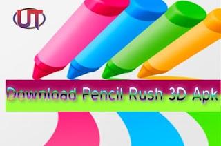 Download Pencil Rush 3D Apk