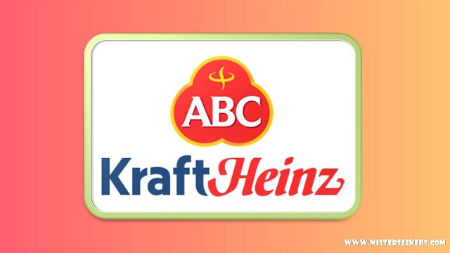 Lowongan Kerja PT. Kraft Heinz ABC (Industri Produk Konsumen)