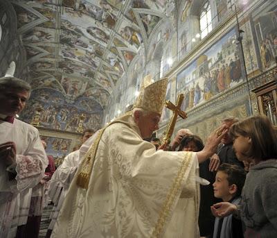 Il blog degli amici di papa ratzinger 5 2011 2012 for Biblioteca camera dei deputati