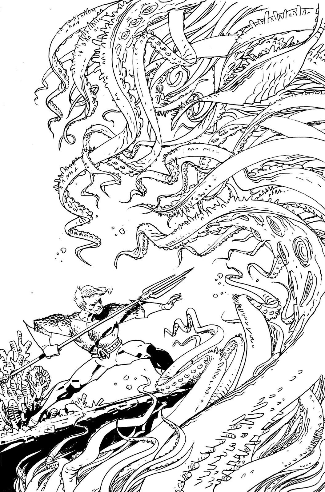 Otro Blog Mas De Comics Porque Si Los Nuevos 52