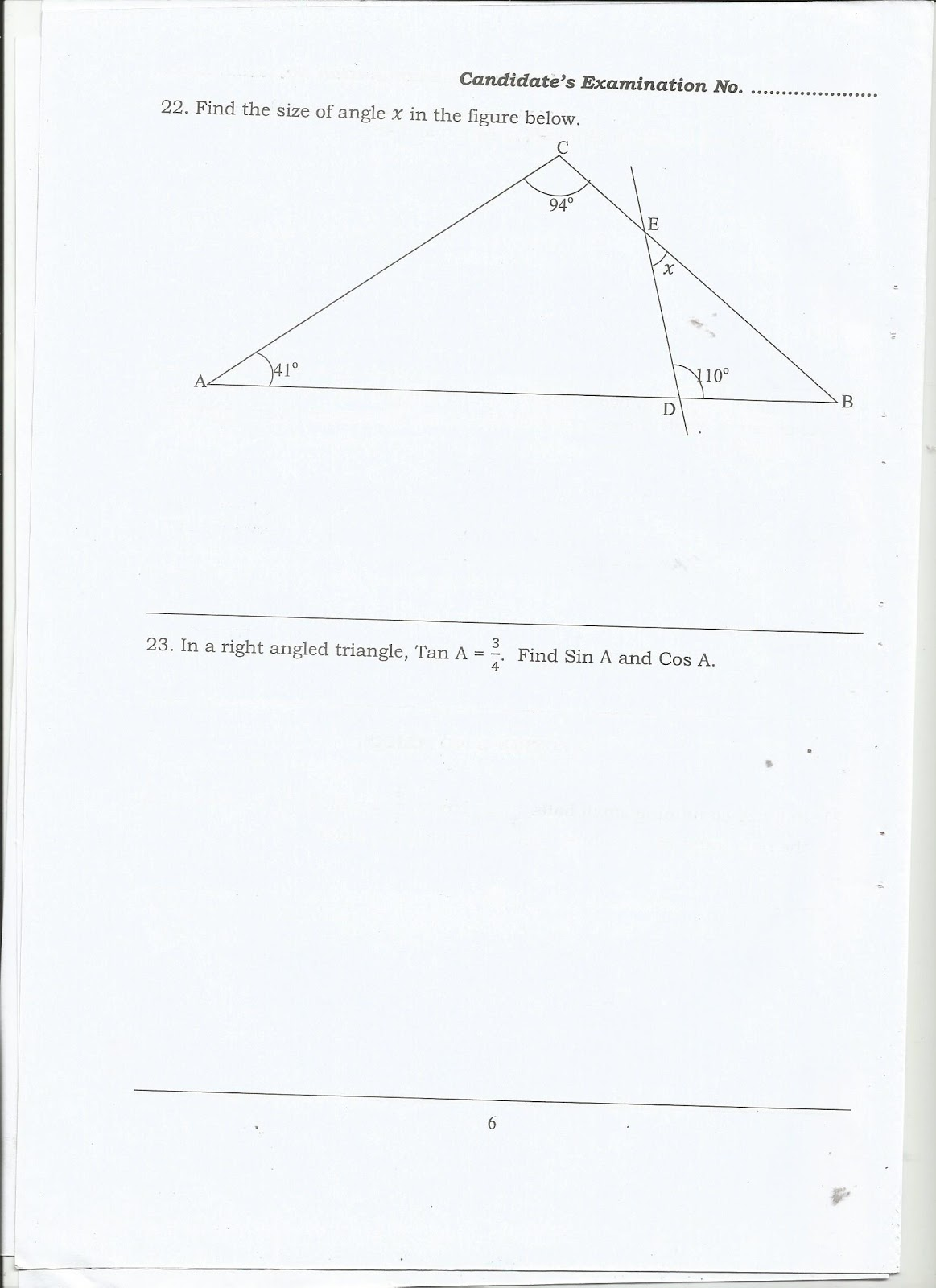 FORM TWO STUDY NOTES & PAST PAPERS BLOG: BASIC MATHEMATICS