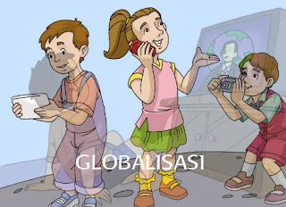 Globalisasi Dunia Tanpa Batas