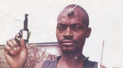 The Story of Shina Rambo: The Most Notorious Armed Robber Who Sent Shivers Down the Spine of Nigerians