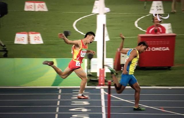 Tahniah Ridzuan Puzi & Ziyad Zolkefli Menang Emas di Paralimpik Rio 2016!