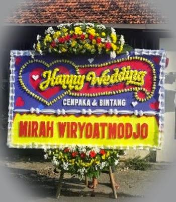 Jual Rangkaian Bunga Murah Jakarta