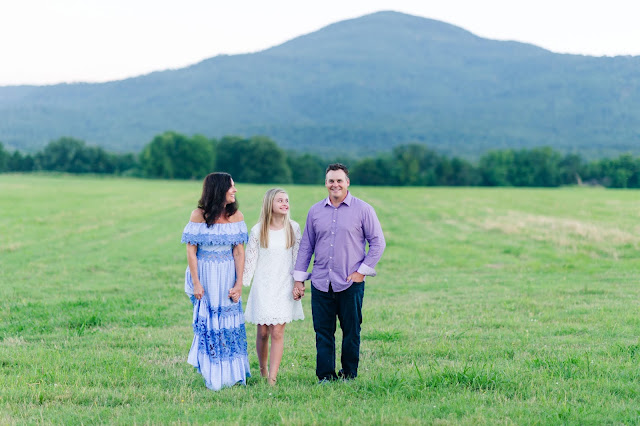 Yoder Family Portrait Session