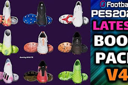 New Bootpack V4.0 AIO For - PES 2020