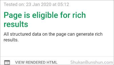 Banyak bloger yang belakangan mendapat notifikasi dari Google Search Console untuk  Berakhirnya Kejayaan Data Vocabulary