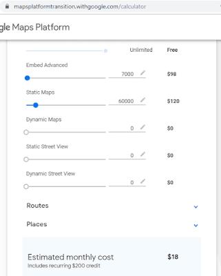 Panduan Lengkap Memahami Pembayaran Google Maps Pricing API 4
