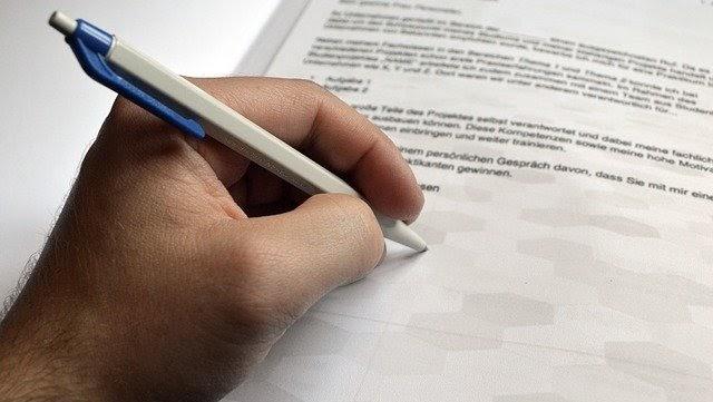Contoh Dan Cara Membuat Surat Lamaran Pekerjaan Untuk Lulusan Sma Smk