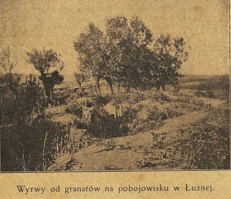 Łużna 1915