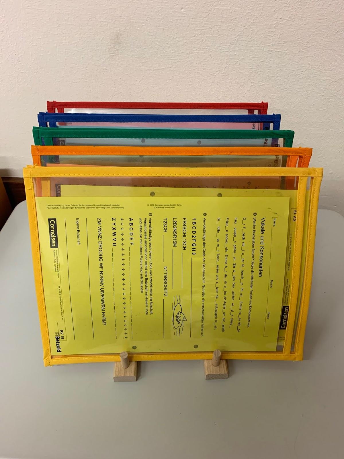 Colorful Classroom: Blogbeiträge