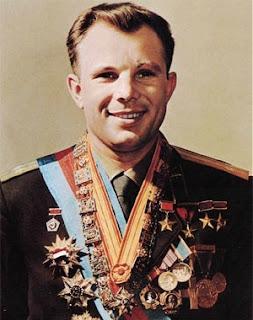 Yuri Gagarin | Primer Hombre en el Espacio