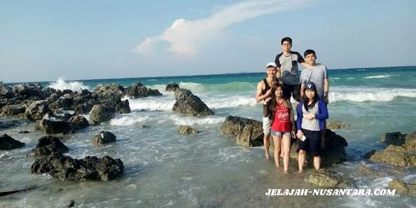 wisata pantai open trip pulau tidung