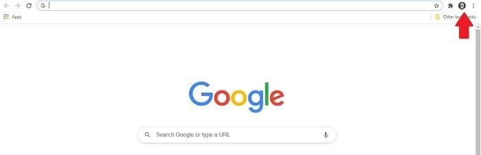 كيفية إنشاء ملفات تعريف مستخدم جديدة Firefox Chrome انتقل إلى صورة الملف الشخصي