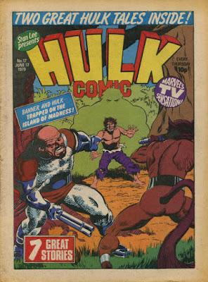 Hulk Comic #17